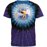 Led Zeppelin - Swan Song Tie Dye T-Shirt