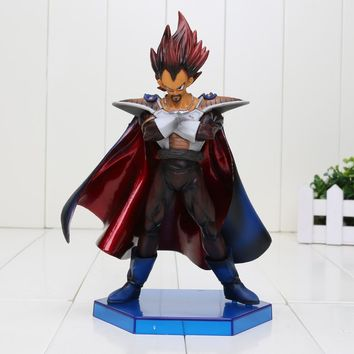 20cm Dragon Ball Z Legend of Saiyan Action Figure Vegeta Vegeta's Father Doll PVC ACGN figure Toy Brinquedos