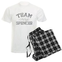 Team Spencer Pajamas