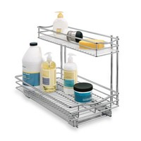 Lynk 11-Inch x 18-Inch Deep Roll-Out Under-Sink Drawer