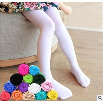 9 Colors Tights  for Girls