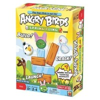 Angry Birds SPRING IS IN THE AIR Exclusive Board Game