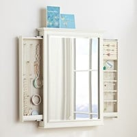 Chelsea Hidden Wall Jewelry Storage