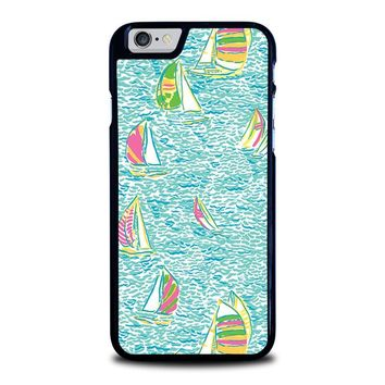 LILLY PULITZER SAILBOAT iPhone 6 / 6S Case Cover