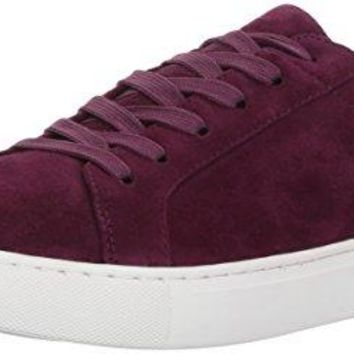 Women's Suede Fashion Sneaker Kenneth Cole New York Kam Low Profile