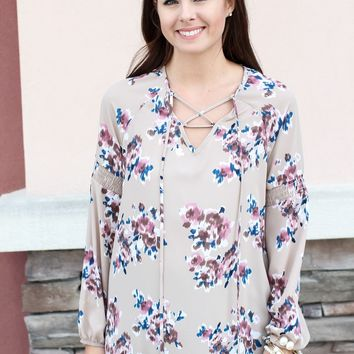 Love In Bloom Top