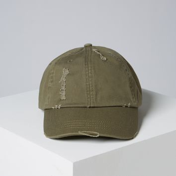 Vintage Distressed Baseball Cap