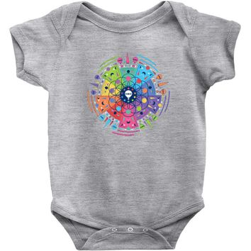 COLDPLAY Baby Onesuit