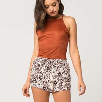 FULL TILT Sweet Floral Womens Shorts