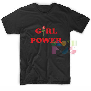 Girl Power Apparel Screen Printing – Adult Unisex Size S-3XL