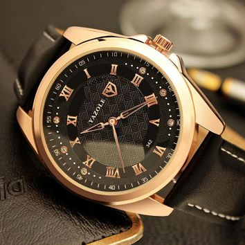 Men Watch Casual Watch Quartz Watch [281920765981]