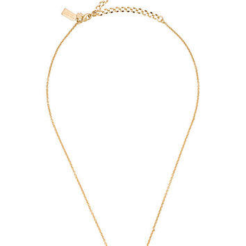 Kate Spade Take A Bow Pendant Gold ONE