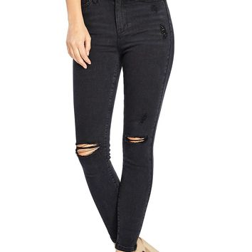 Brink High Waist Ankle Skinnys