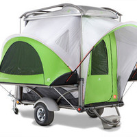 SylvanSport | the GO | Lightweight Unique Camping Travel Trailer