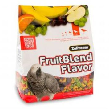 ZuPreem Fruit Blend Flavor Medium Large Birds 3.5 pound