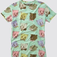 Swanky Catz T-Shirt, Drop Dead Clothing
