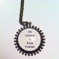 My Fandom > Your Fandom Necklace