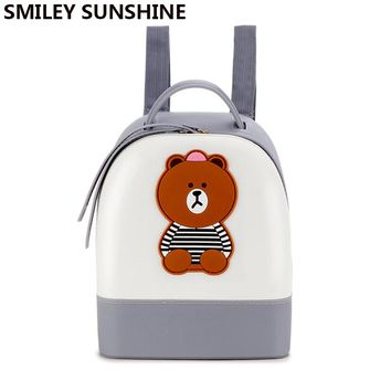 SMILEY SUNSHINE kids & baby's bags cute toddler backpack schoolbag boy school bag children backpacks school bags for girls 2017