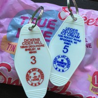 Sweet Tooth Key Fobs
