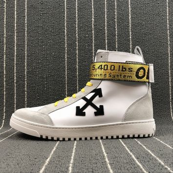 Off-White C/O Virgil Abloh 18SS Low 3.0 SB  Sneaker