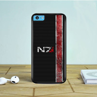 Mass Effect N7 iPhone 5 5S 5C Case Dewantary