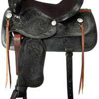 Saddles Tack Horse Supplies - ChickSaddlery.com Show King II Show and Pleasure Saddle