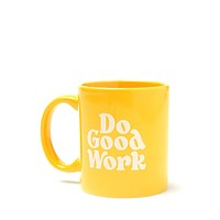Do Good Work Coffee Mug