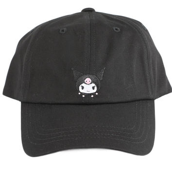 Kuromi Baseball Cap: Friend