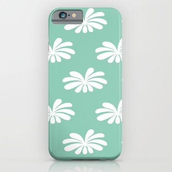 Flower Flow 01 iPhone & iPod Case by Colourstorm | Society6