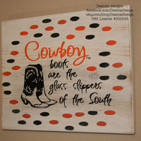 Oklahoma State University Wall Art, OSU Cowboys, Distressed Wood Signs, Dorm Decor, Cowboy Boots - Officially Licensed
