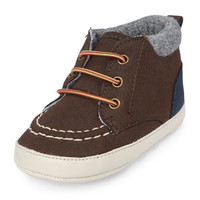 Baby Boys Mid-Top Casual Shoe | The Children's Place
