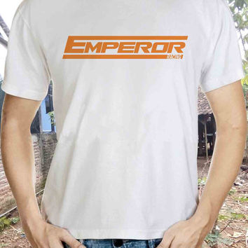 Emperor Racing Tshirt Custom Love Racing Team Funny Cool Tshirt