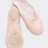 "Free Shipping - Adult ""Prolite II"" Leather Split-Sole Ballet Slipper by BLOCH"