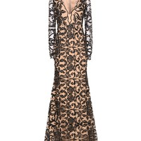 ANAMARIA COUTURE Long dress - Dresses D | YOOX.COM