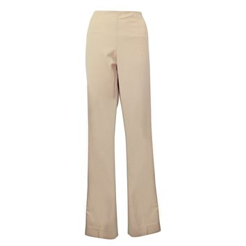 Straight Leg Suiting Pant