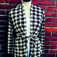 Houndstooth Wrap  (Small/Indie Brands)