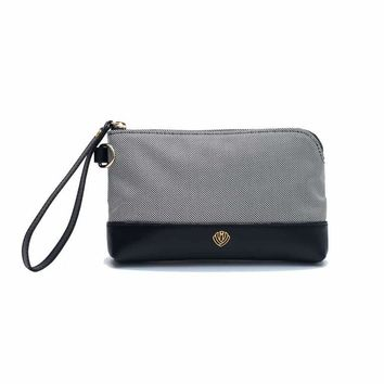 Everyday Essentials Wristlet - Black