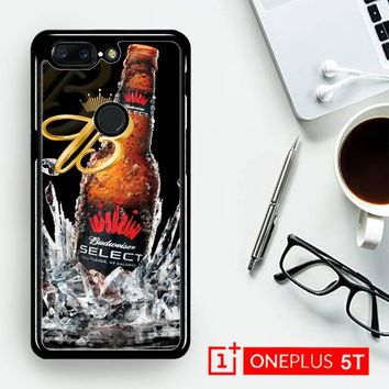 Budweiser W3085  OnePLus 5T / One Plus 5T Case