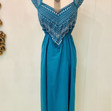 Maxi Dress Set - Small