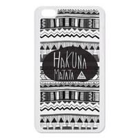 Hakuna Matata Ipod Touth 4th Case Durable Hard Case Cover For Apple iPod Touch 4th Generation-Ipod Touch 4 Case-HM9