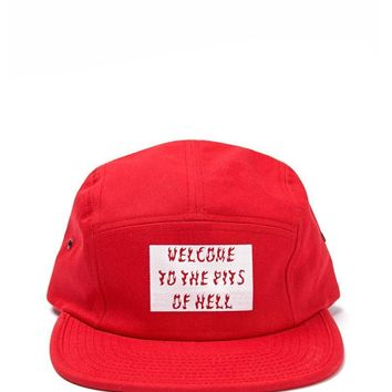 Pits Of Hell Camper Hat