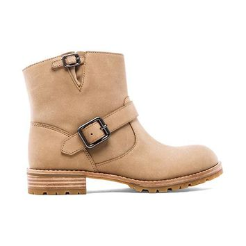 Marc by Marc Jacobs 25 mm Ankle Boot in Taupe