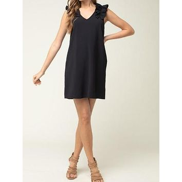 Young Love Dress | Black