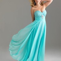 Night Moves 6528W at Prom Dress Shop