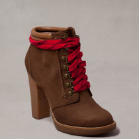 HIGH HEEL CREPE ANKLE BOOTS - WOMEN'S SHOES - SHOES -  United Kingdom