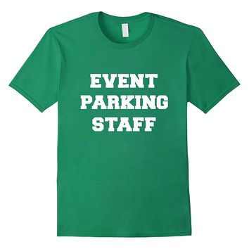 EVENT PARKING STAFF ATTENDANT TRAFFIC CONTROL SHIRT
