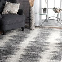 nuLOOM Nydia Stripes Area Rug