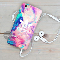 Absolut Adidas Pink Pastel Tye Dye Blackberry Case Z10, Q10, Dakota Cover