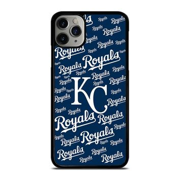 KANSAS CITY ROYALS 2 iPhone Case Cover