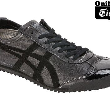 New Onitsuka Tiger MEXICO 66 DELUXE NIPPON MADE TH9J4L Freeshipping!!